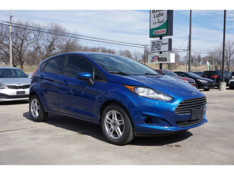 2018 Ford Fiesta for sale at Sand Springs Auto Source in Sand Springs OK
