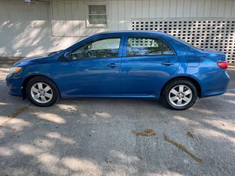 2009 Toyota Corolla for sale at Bo Bowlin Automotive in Loganville GA