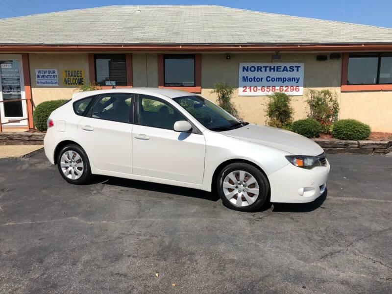 2009 Subaru Impreza for sale at Northeast Motor Company in Universal City TX