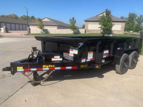 2022 Big Tex 16LP-14 Dump Box 17.6k #3044