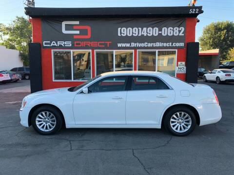2013 Chrysler 300 for sale at Cars Direct in Ontario CA