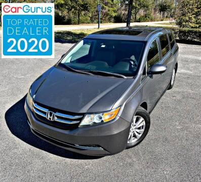 2014 Honda Odyssey for sale at Brothers Auto Sales of Conway in Conway SC