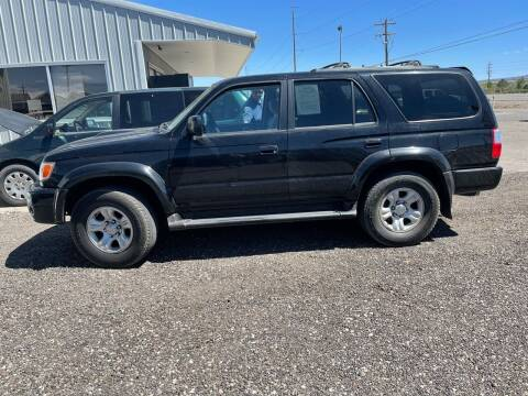 2001 Toyota 4Runner for sale at Mikes Auto Inc in Grand Junction CO