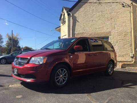 2014 Dodge Grand Caravan for sale at Strong Automotive in Watertown WI