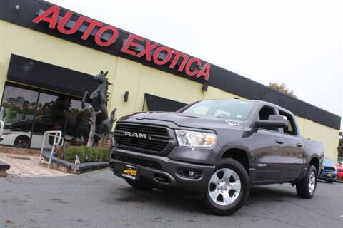 2019 RAM Ram Pickup 1500 for sale at Auto Exotica in Red Bank NJ