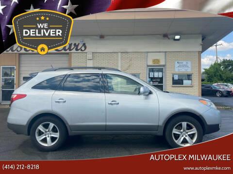 2011 Hyundai Veracruz for sale at Autoplex 3 in Milwaukee WI