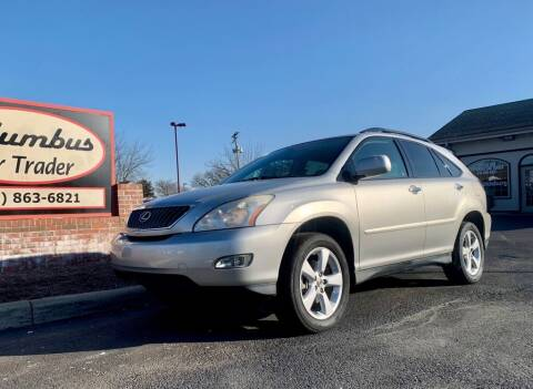 2008 Lexus RX 350 for sale at Columbus Car Trader in Reynoldsburg OH