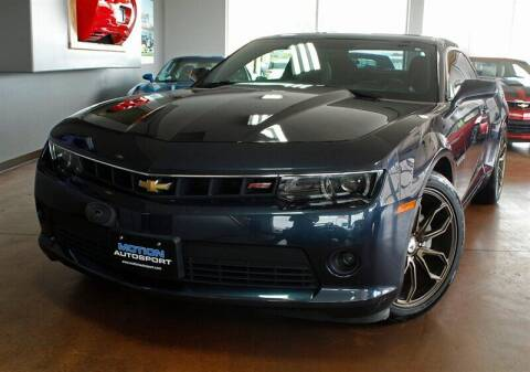 2014 Chevrolet Camaro for sale at Motion Auto Sport in North Canton OH