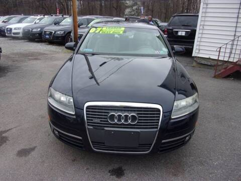 2007 Audi A6 for sale at Balic Autos Inc in Lanham MD