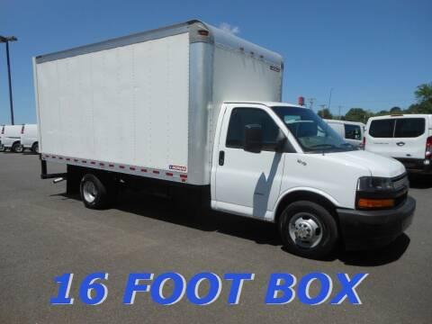 2019 Chevrolet Express Cutaway for sale at Benton Truck Sales - Box Vans in Benton AR