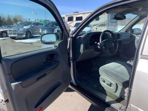 2003 Chevrolet TrailBlazer for sale at LUXURY IMPORTS in Hermantown MN