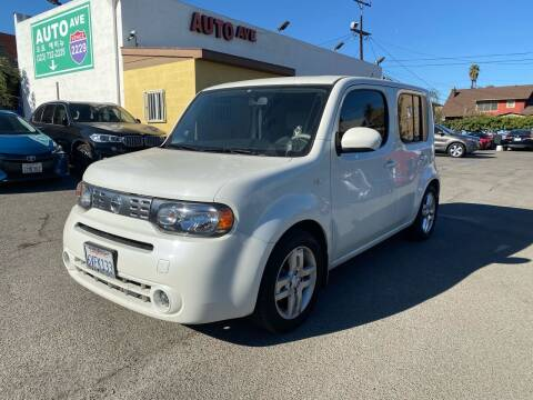 2012 Nissan cube for sale at Auto Ave in Los Angeles CA