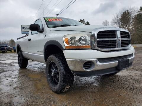 2006 Dodge Ram Pickup 1500 for sale at Alfred Auto Center in Almond NY