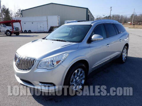 2017 Buick Enclave for sale at London Auto Sales LLC in London KY