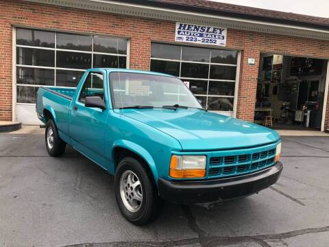1996 Dodge Dakota for sale at Hensley Auto Sales in Frankfort KY