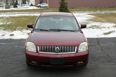 2005 Mercury Montego for sale at MARK CRIST MOTORSPORTS in Angola IN