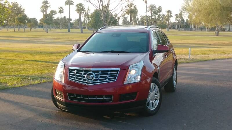 2013 Cadillac SRX for sale at CAR MIX MOTOR CO. in Phoenix AZ