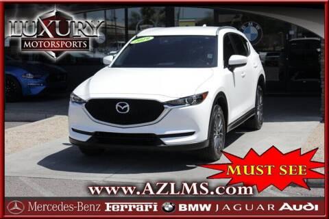 2019 Mazda CX-5 for sale at Luxury Motorsports in Phoenix AZ