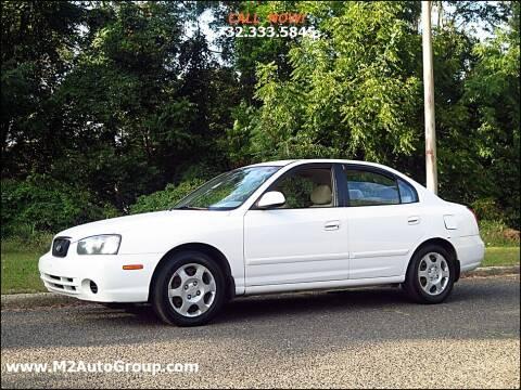 2003 Hyundai Elantra for sale at M2 Auto Group Llc. EAST BRUNSWICK in East Brunswick NJ