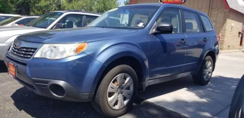 2009 Subaru Forester for sale at ALIC MOTORS in Boise ID