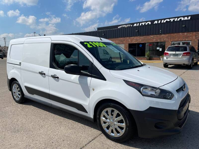 2016 Ford Transit Connect Cargo for sale at Motor City Auto Auction in Fraser MI