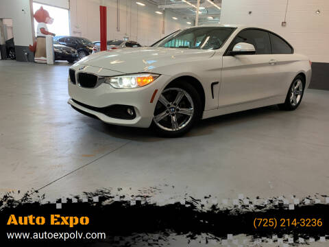 2014 BMW 4 Series for sale at Auto Expo in Las Vegas NV