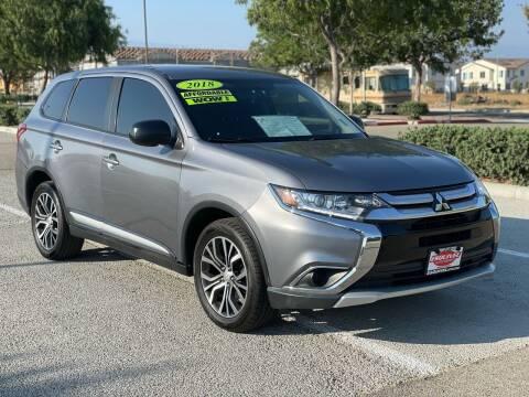 2018 Mitsubishi Outlander for sale at Esquivel Auto Depot in Rialto CA
