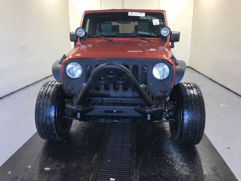 2009 Jeep Wrangler Unlimited for sale at Auto Legend Inc in Linden NJ