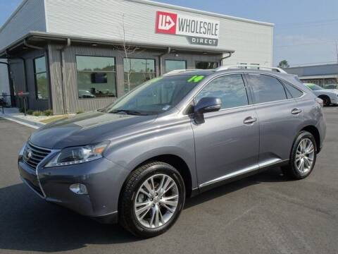 2014 Lexus RX 350 for sale at Wholesale Direct in Wilmington NC
