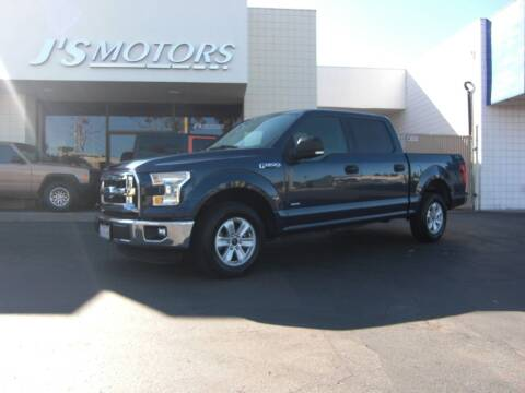 2015 Ford F-150 for sale at J'S MOTORS in San Diego CA