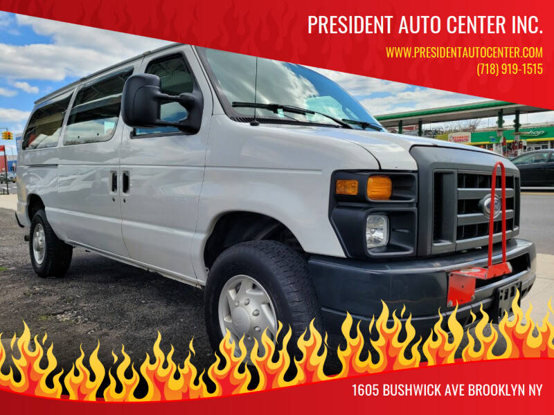 2008 Ford E-Series Cargo for sale at President Auto Center Inc. in Brooklyn NY