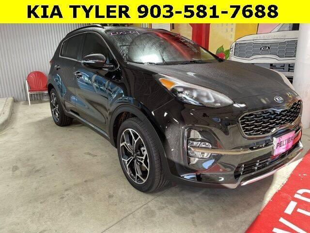 2021 Kia Sportage for sale in Tyler, TX