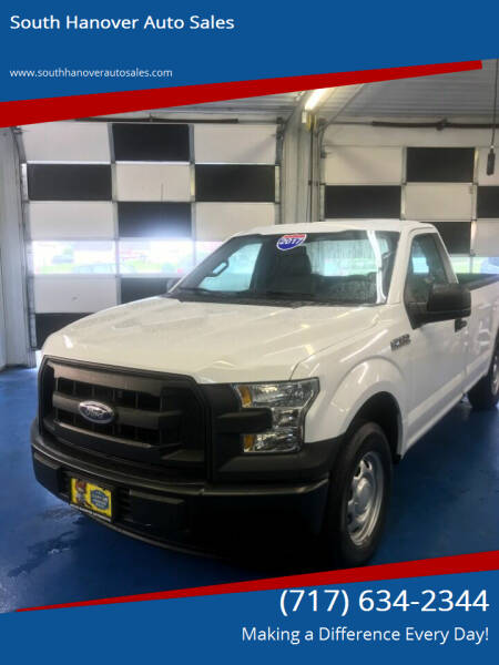 2017 Ford F-150 for sale at South Hanover Auto Sales in Hanover PA