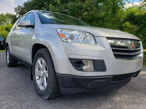 2008 Saturn Outlook for sale at Jacob's Auto Sales Inc in West Bridgewater MA