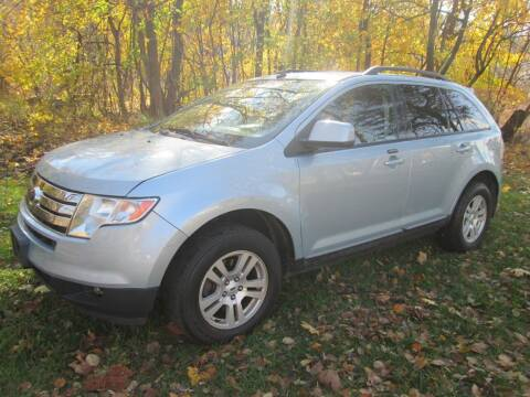 2008 Ford Edge for sale at Peekskill Auto Sales Inc in Peekskill NY