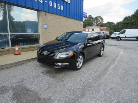 2015 Volkswagen Passat for sale at Southern Auto Solutions - 1st Choice Autos in Marietta GA