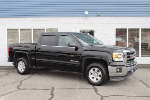 2015 GMC Sierra 1500 for sale at Thrifty Car Sales Westfield in Westfield MA