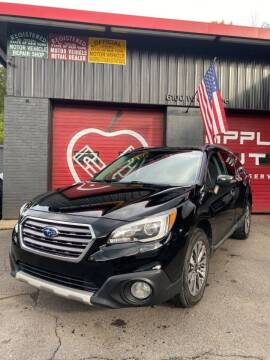 2017 Subaru Outback for sale at Apple Auto Sales Inc in Camillus NY