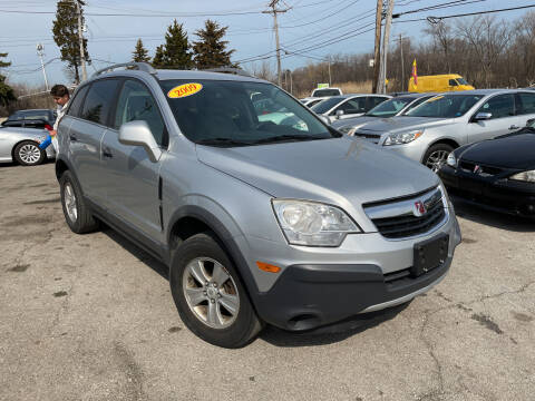 2009 Saturn Vue for sale at I57 Group Auto Sales in Country Club Hills IL