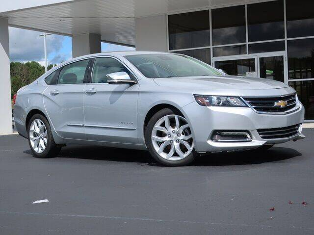 2015 Chevrolet Impala for sale at HAYES CHEVROLET Buick GMC Cadillac Inc in Alto GA