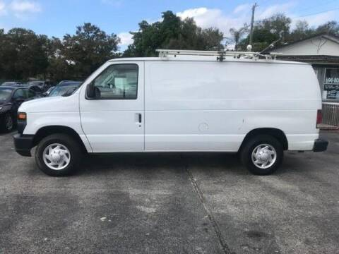 2013 Ford E-Series Cargo for sale at Denny's Auto Sales in Fort Myers FL