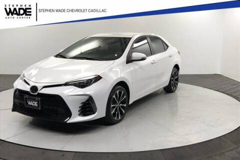 2018 Toyota Corolla for sale at Stephen Wade Pre-Owned Supercenter in Saint George UT