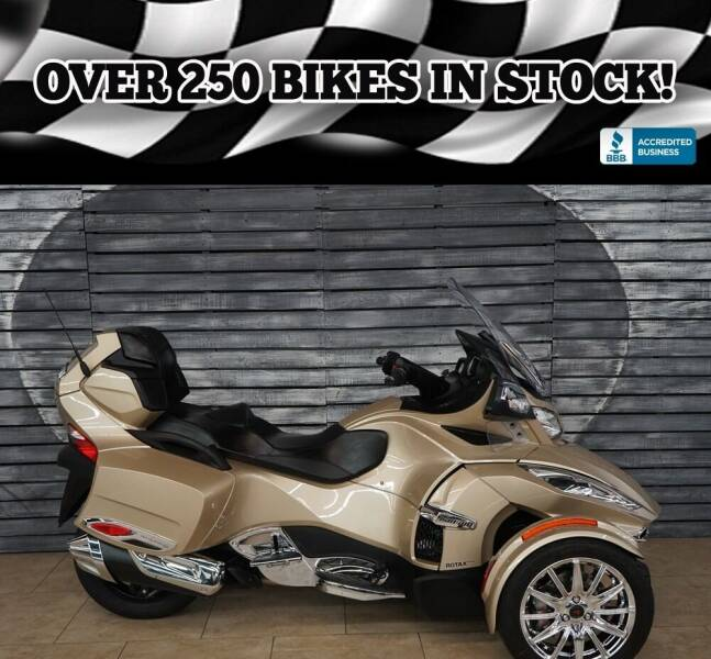 2018 Can-Am Spyder for sale at Motomaxcycles.com in Mesa AZ