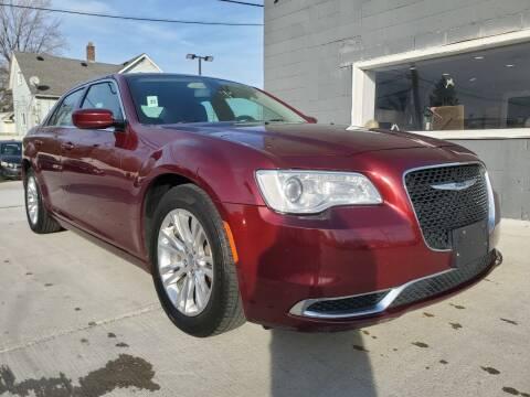 2017 Chrysler 300 for sale at Julian Auto Sales, Inc. in Warren MI