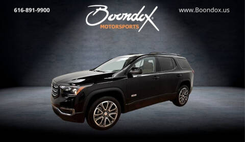 2017 GMC Acadia for sale at Boondox Motorsports in Caledonia MI