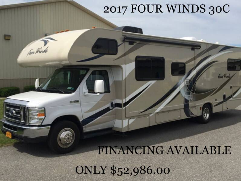 2017 Thor Industries Four Winds for sale at RV Wheelator in North America AZ