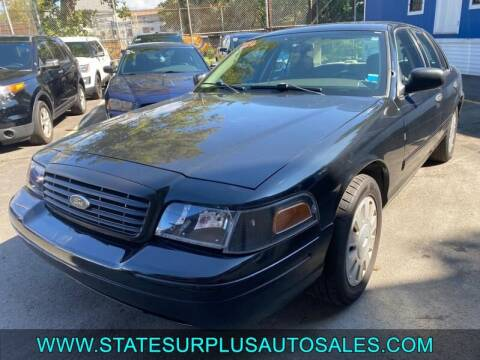 2009 Ford Crown Victoria for sale at State Surplus Auto in Newark NJ
