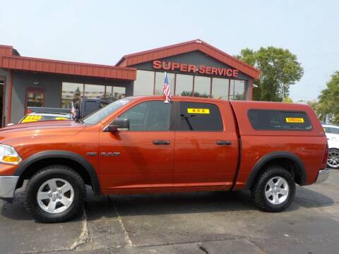 2009 Dodge Ram Pickup 1500 for sale at Super Service Used Cars in Milwaukee WI
