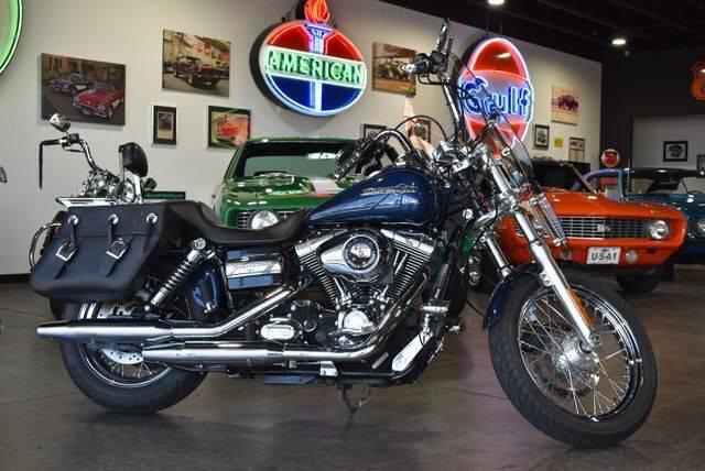 2012 HARLEY DAVIDSON FXDC Dyna Super Glide Custom for sale at Choice Auto & Truck Sales in Payson AZ