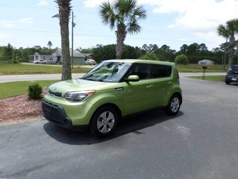 2016 Kia Soul for sale at First Choice Auto Inc in Little River SC
